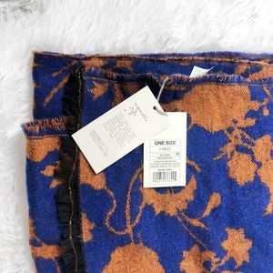 "NWT Reversible Blanket Scarf ""A New Day"""